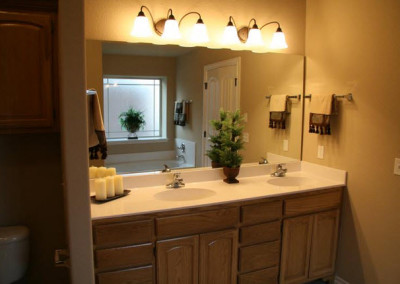 Bathroom Remodeling Counter Top Mirror