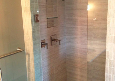 Brighton Bathroom Shower Upgrade Renovation
