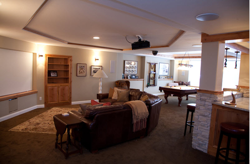 Colorado Basement Remodeling Return On Investment (ROI)