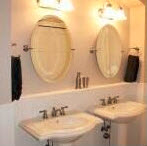 Double Sink Vanity Bathroom Remodel