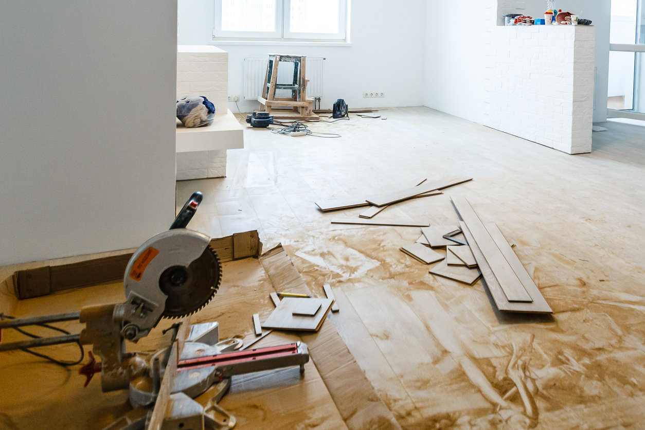 Where to Start on a Home Remodeling Project